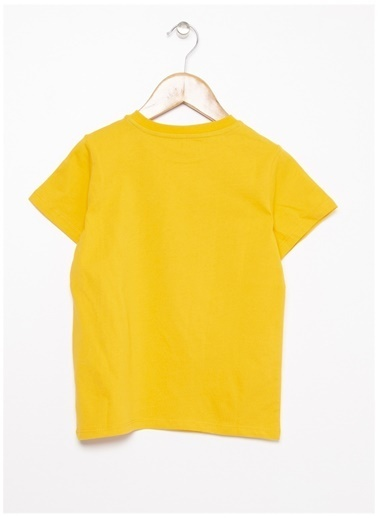 Limon Company Limon Hardal Erkek Çocuk T-Shirt Hardal